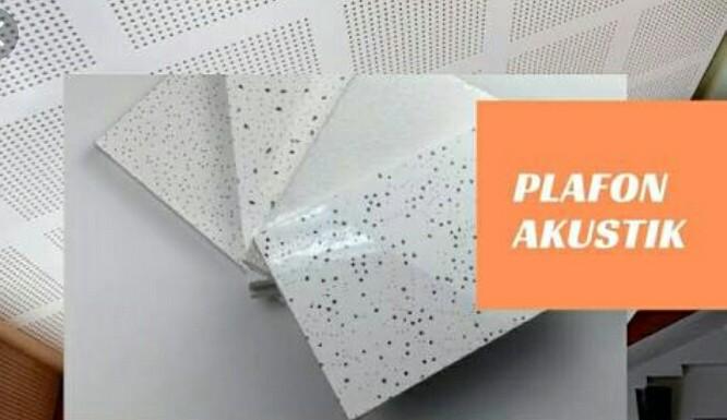 Mau Pakai Plafon Akustik untuk Rumah? Yuk Cari Tahu Kisaran Harga Plafon Akustik di Pasaran