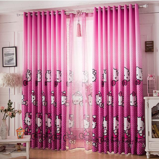 Warna gorden untuk kamar anak