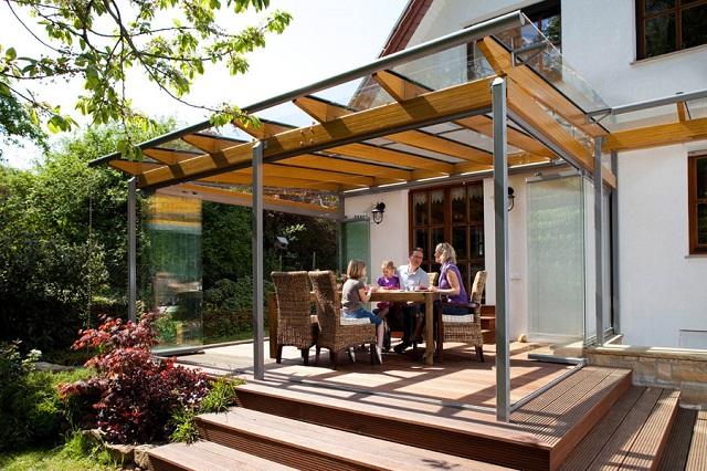 5 Jenis Bahan Atap untuk Pembuatan Kanopi yang Paling Awet